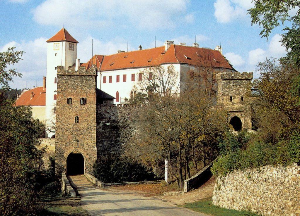 Hrady a zámky česko-rakouského příhraničí